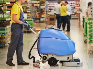 Innovación en maquinaria de servicios profesionales de limpieza y mantenimiento