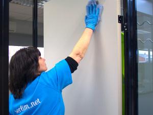 Servicios de limpieza para oficinas de total confianza