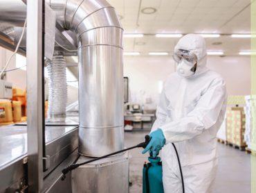Limpieza de salas blancas en la industria alimentaria: ¿cómo debe ser?