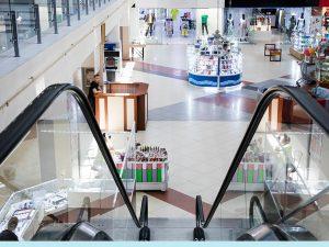 Protocolo de limpieza y desinfección centro comercial