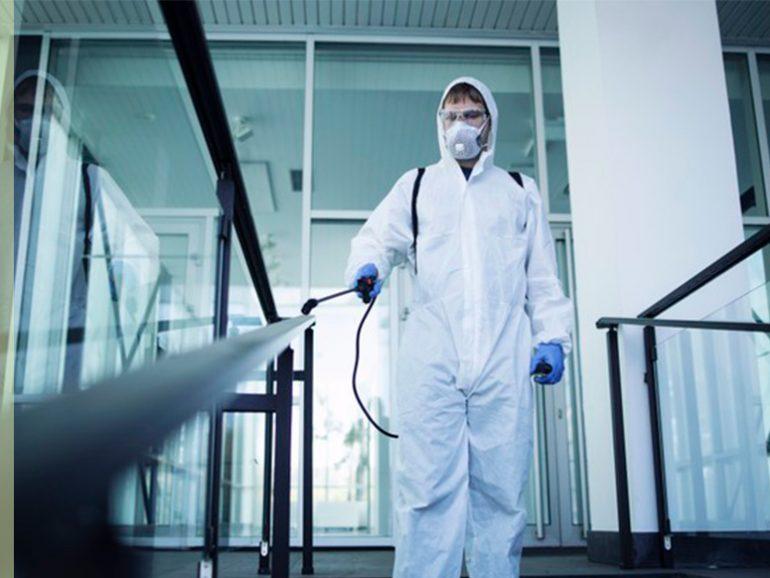 Protocolo de limpieza y desinfección en instalaciones