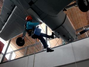Trabajos verticales en altura Barcelona
