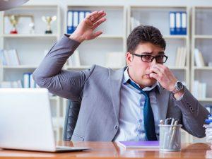 ¿Cómo eliminar los olores?