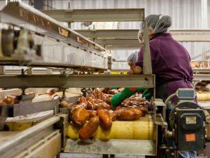Contratar un servicio de limpieza para una industria alimentaria, sinónimo de seguridad