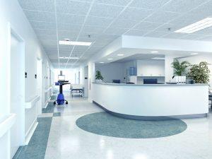 Los principales servicios de limpieza para hospitales