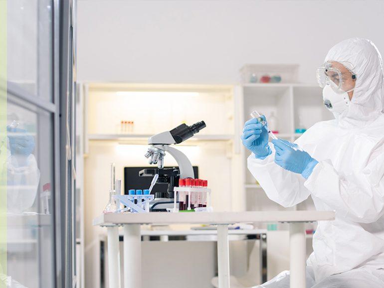 limpieza y desinfección en el sector farma