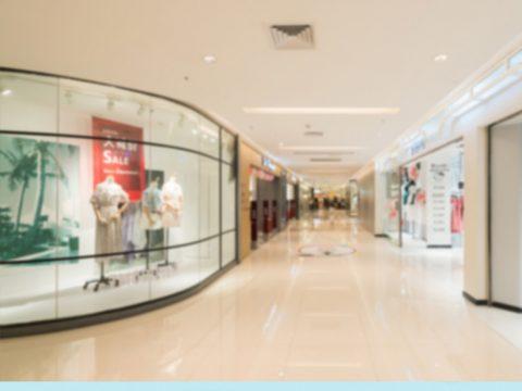 limpieza y mantenimiento en centros comerciales