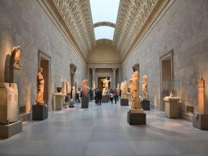 ¿Cómo realizar la limpieza en un museo?
