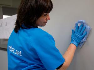 Servicios de limpieza ecológicos en el Vallés con la etiqueta ECOLABEL